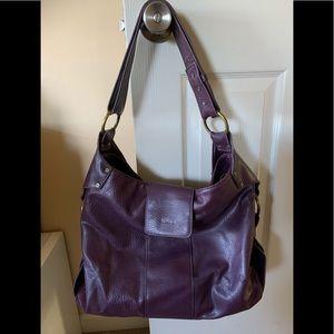 Samsara (Matt &Nat) purple handbag